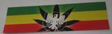 150 Dortmund Jamaika Aufkleber