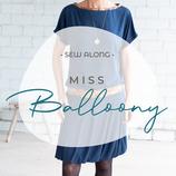 SEW ALONG MISS BALLOONY