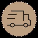 Service: Heimliefer- und Montageoptionen für Masstische (nicht auswählen bei Abholung)