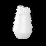 """Fiftyeight Vase """"Entspannt"""" in weiß"""