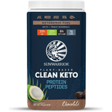 Sunwarrior Clean Keto Protein Peptide Chocolate 720g