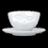 Kaffeetasse weiss 200ml Fiftyeight