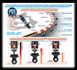 Xray Ulp Alu Progressive Shock System - Set (2)