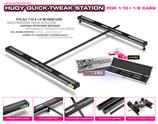 New HUDY Quick-Tweak Station 1/10 & 1/8 On-Road