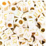 "Letterbead ""Elfenbein Gold"""