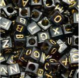 """Letterbead """"Schwarz Gold"""""""