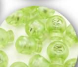 Kordelstopper Halbtransparenr Green