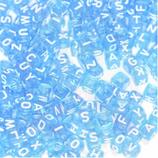 """Letterbead """"Hellblau Alphabet"""""""