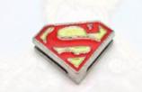 """Aufschieber Bead """"Superman"""""""