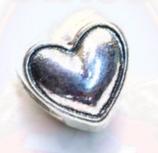 """Tibetsilber Bead """"Heart"""""""
