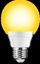 """Lampe à LED A60, """"Lumière de bougie"""", 350lm, E27, 230V"""