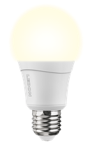 """Lampe LED,  """"DOUBLE AMBIANCE"""", RELAX, A66, 800lm, E27, 230V"""