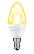 """Lampe à LED B35, """"LUMIERE DE BOUGIE"""", 5W, 230lm, E14, 230V"""