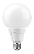 Lampe à LED G95, 800lm, E27, 230V, dimmable