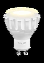LED, MR16, 6W, 345 lm, 2700K, 38°, GU10, 230V