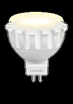 Lampe à LED, MR16, 430 lm, 8W, 60°, GU5.3, 12V