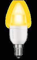 """Lampe à LED B35, """"LUMIERE DE BOUGIE"""", 6W, 350 lm, E14, 230V"""