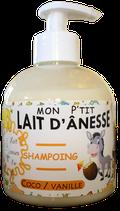 Mon P'tit shampoing -Coco / Vanille