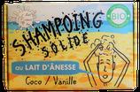 Solid shampoo - Coco/Vanilla