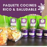 Paquete Cocines Rico & Fácil