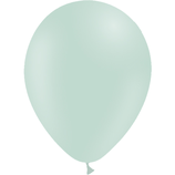 Ballon PASTEL Matte Menthe 28cm