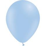Ballons PASTEL Matte Bleu 28cm