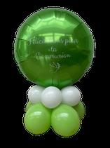 "Ballon Alu MINI ""Félicitations pour ta Communion"""
