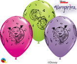 6 Ballons Qualatex Vampirina