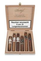 Davidoff Geschenkset Gift Selection (6 Figurado Zigarren)