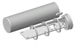 Druckkörper Tiburoncito