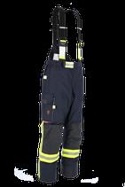 Feuerwehr-Überhose NTI 112 - Farbe: schwarzblau