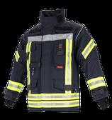 Feuerwehr-Überjacke NTI 112 - Farbe: schwarzblau