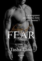 Feeling of fear (Tasha Lann)