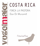 Costa Rica Don Eli Finca La Pastora- Filter