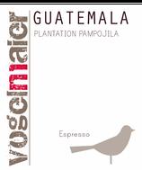 "Guatemala ""Plantation Pampojila"" - Espresso"