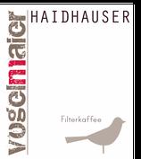 HAIDHAUSER - Filterkaffeemischung