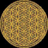 Blume des Lebens (mit Ring)