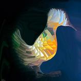 Kunstwerk: The bird