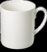 Dibbern - Fine Bone China - zylindrisch - Becher mit Henkel