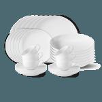 KPM - Form: Urbino - Dinner Set 30 teilig für 6 Personen