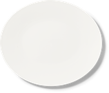 Dibbern - Fine Bone China - Pure - ovale Servierplatte
