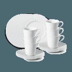KPM - Form: Arkadia - Frühstücks Set 18teilig - 6 Personen