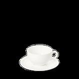 Dibbern - Fine Bone China - Fine Dining Relief - Kaffeetasse mit Untertasse