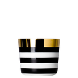 SIEGER by Fürstenberg - Sip of Gold - Becher - Ca´ d´Oro, Cross Stripes
