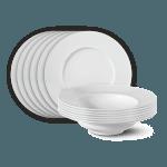 KPM - Form: Urania - Tafel-Set - 12teilig