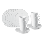 KPM - Form: Urania - Frühstücks-Set - 18teilig