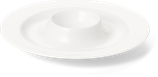 Dibbern - Fine Bone China - Classic - Eierbecher flach