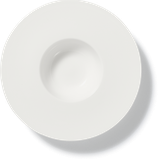 Dibbern - Fine Bone China - Pure - Miniteller tief breiter Rand