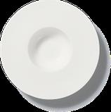 Dibbern - Fine Bone China - Pure - Miniteller tief breiter Rand