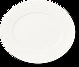 Dibbern - Fine Bone China - Fine Dining - ovale Platte / Servierplatte